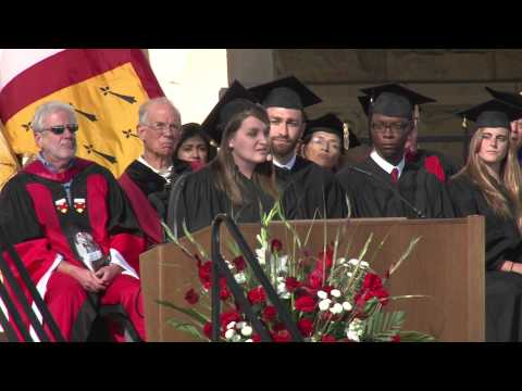 Stanford University 122nd Opening Convocation Ceremony