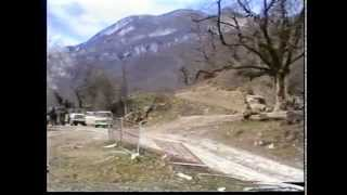 Грузино-абхазская война 1992-93 г. Армянский батальон.Часть-3. 480p.