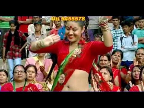 कहाबाट आयो जुरेली चरी - New Nepali Teej Song-2071/2014 | Ka bata aayo jereli chari by Devi Gharti & Sarita Gurung(Shrestha)