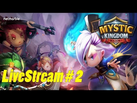 Mystic Kingdom (by Netmarble Games Corp.) - iOS / Android - HD LiveStream #2