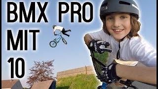 10 Jähriger BMX PROFI! Lennox Zimmermann