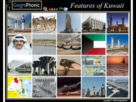 Features of Kuwait, travel and knowledge