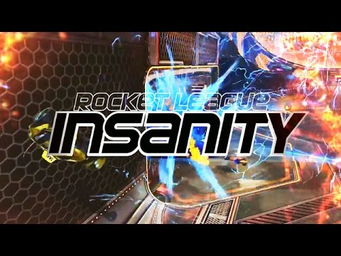 ROCKET LEAGUE INSANITY ! (BEST GOALS, DRIBBLES, FREESTYLES, EPIC SAVES)