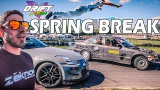 SPRING BREAK DRIFT N'FUN : LE MEILLEUR WEEKEND DRIFT DE L'ANNÉE ?