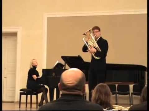 V.Monti - Czardas (Euphonium-Piano) K.Murza