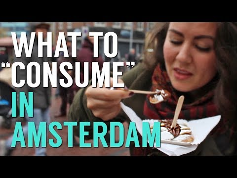 Best Foods to Eat in Amsterdam - Ep. 23