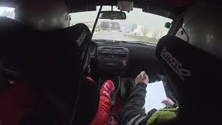 Szepesi Marcell - Gondos Péter I Nyíregyháza Rally 2018 Rallye2 Abaújvári elágazás -Füzér