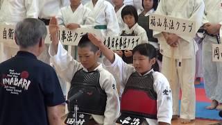 第72回国民体育大会愛顔つなぐえひめ国体日本拳法競技