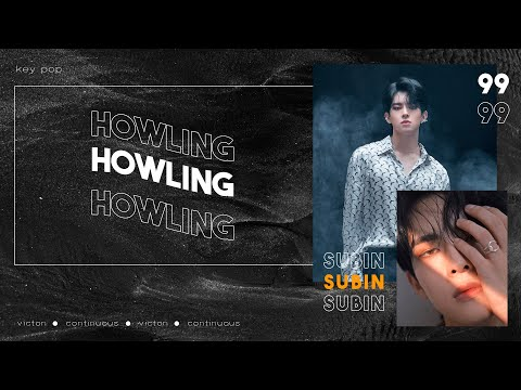 VICTON - HOWLING COLOR CODED LYRICS {HAN ROM ENG}