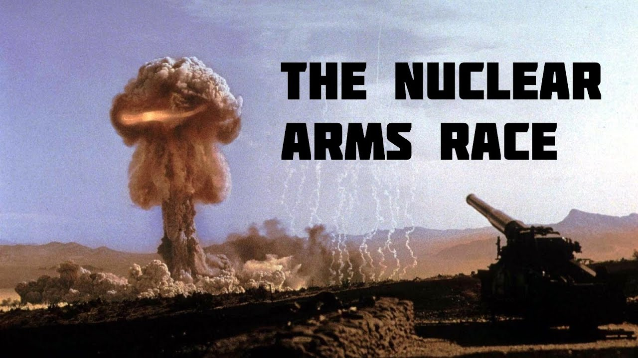 Nuclear Arms Race Quotes
