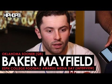 Baker Mayfield Talks Winning the Heisman, Facing the Georgia Bulldogs, Oklahoma Football & More