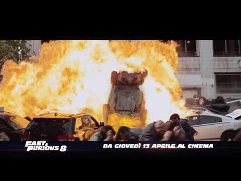 "FAST & FURIOUS 8 - Spot italiano ""Guerra"" - Dal 13 aprile al cinema"