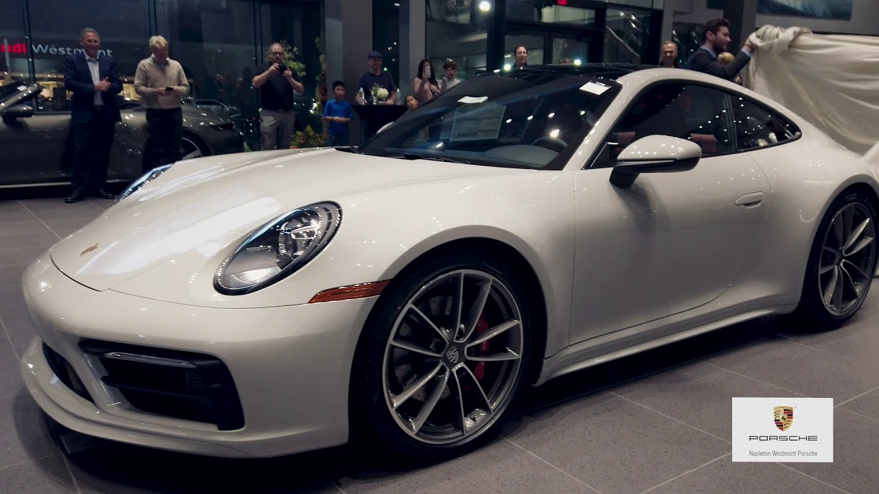 2020 porsche 911 unveiling event youtube youtube