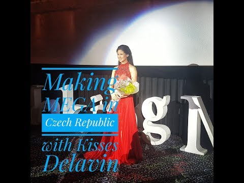 Making Mega in Czech Republic with Kisses Delavin documentary premiere thumbnail