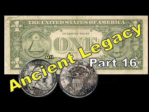 An Ancient Legacy Part 16 - Ancient Coincidences in Modern Currency