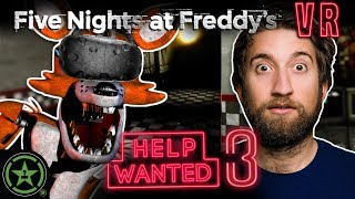 Secrets Outside the Room - Five Nights at Freddy's Vr: Help Wanted (#3)