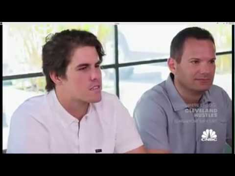 Clickfunnels CEO Russell Brunson on CNBC's Hit Show - The Profit with Marcus Lemonis