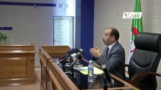 """تقرير عزالدين ديدان حول قضية """"سوناطراك 2"""" AZZEDINE DIDANE SONATRACH 2 DZAIR TV"""