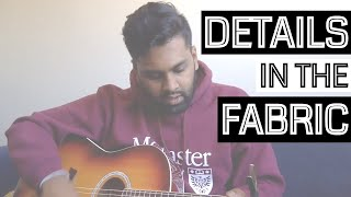 Jason Mraz - Details in the Fabric ft. James Morrison (Cover)