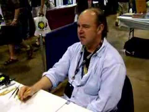 tim vigil talking blood and guts at chicago comic con