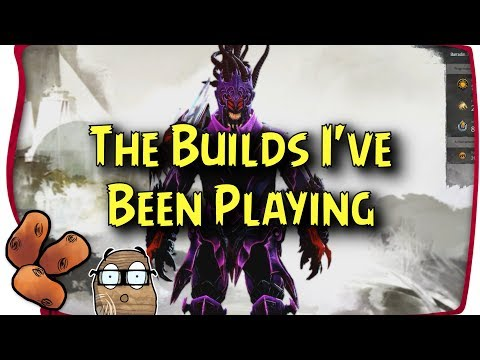 Guild Wars 2 - Builds I've Been Playing Before Path of Fire | Arcane Support, Condi Rev, Power Mes