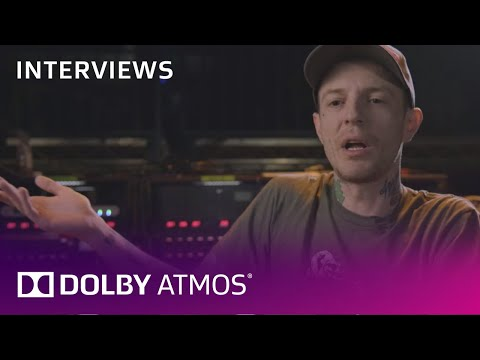 Deadmau5 & Yousef Test Dolby Atmos | Interview | Dolby - YouTube