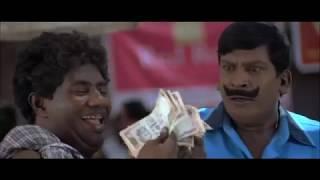 vadivelu and Arjun Comedy from maruthamalai part 4