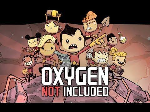Oxygen Not Included - Diese armen Menschen!