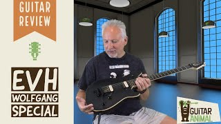 EVH Wolfgang Special Review