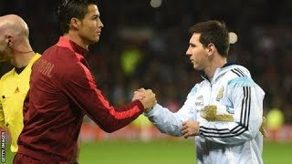 Leo Messi Vs Cristiano Ronaldo || Fights\Angry Moments Ever