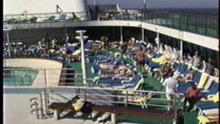 1994 Star Princess Cruise Southern Caribbean Part 1 of 7
