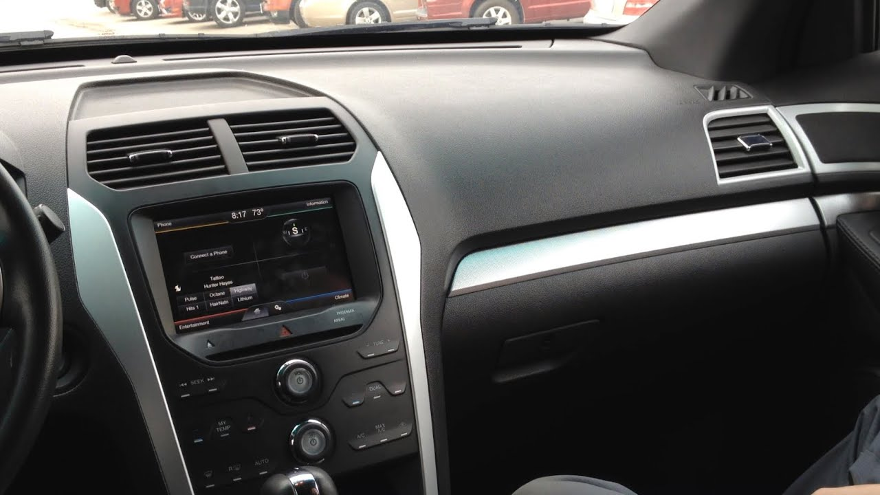 maxresdefault 2011 2015 ford explorer loud clicking in the dash repair youtube  at virtualis.co