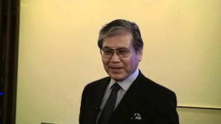 2010年12月2日 講演者:高橋一生氏(アレクサンドリア図書館顧問) 六本...