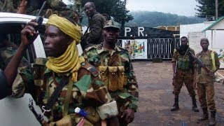 The Central African Republic: a country abandoned to its fate