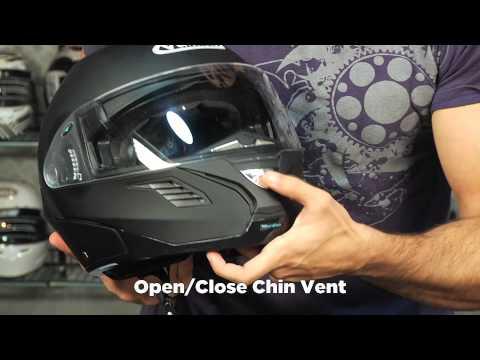 Vemar Jiano Evo TC Helmet Review at RevZilla.com