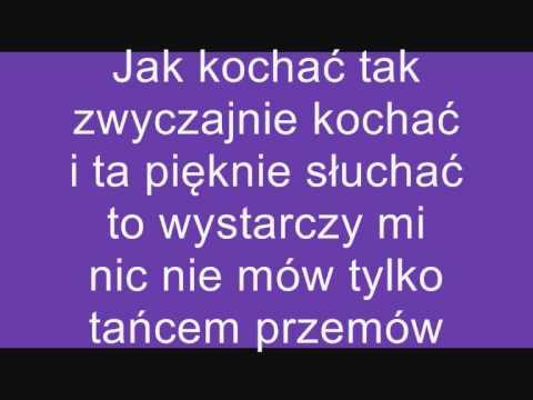Piotr Rubik 'Bez słów' KARAOKE [w/Lyrics]