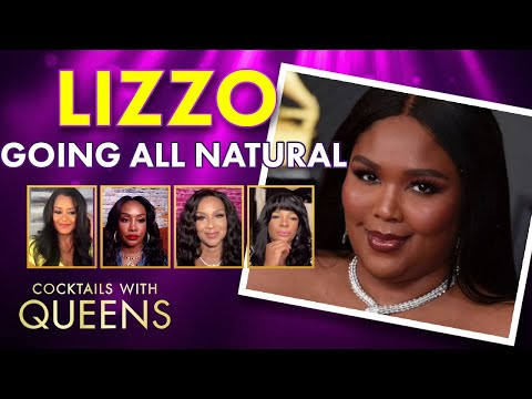 Lizzo says no to Deodorant!?   Cocktails with Queens