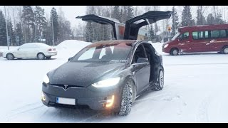 Staratv: tesla model x christmas easter egg revealed#tesla #teslamodelx #teslamotors #easteregg