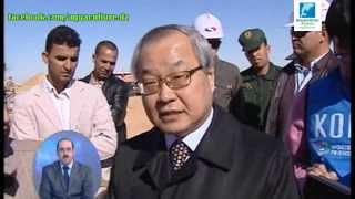 مشروع إنجاز مزرعــــــــة نموذجية لتربية الجمبري في ولاية ورقلة الجزائرية
