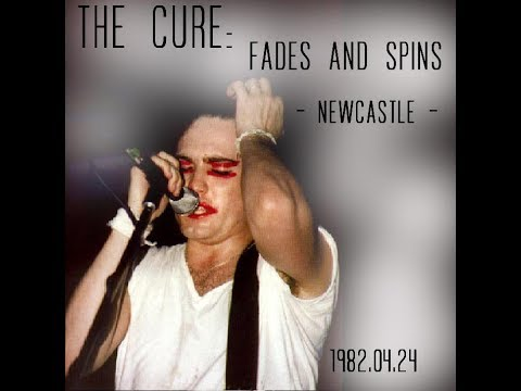 The Cure 1982 Newcastle Pornography Tour Remasted!