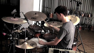 The Pineapple Thief - Tear You Up - Drum Cover by Simon Schröder