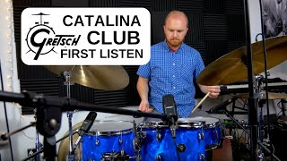 Gretsch Catalina Club Unboxing - Ryan Shaw