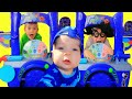 PJ Masks Catboy MIND CONTROL on ROMEO! Save the HQ Broken get HELP with new Super Powers!