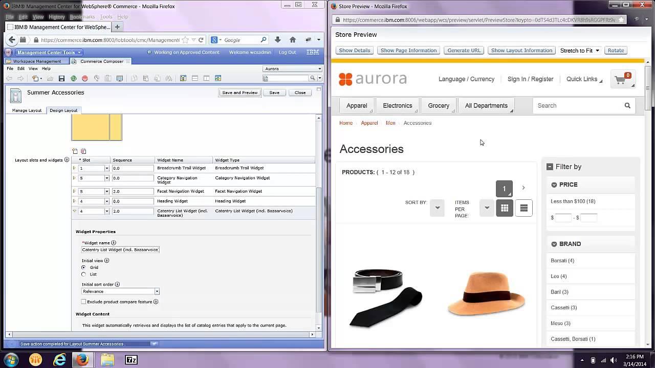 Ibm websphere commerce online training tutorials | best ibm websphere….