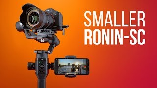 DJI Ronin SC - Small and Mighty [4K]
