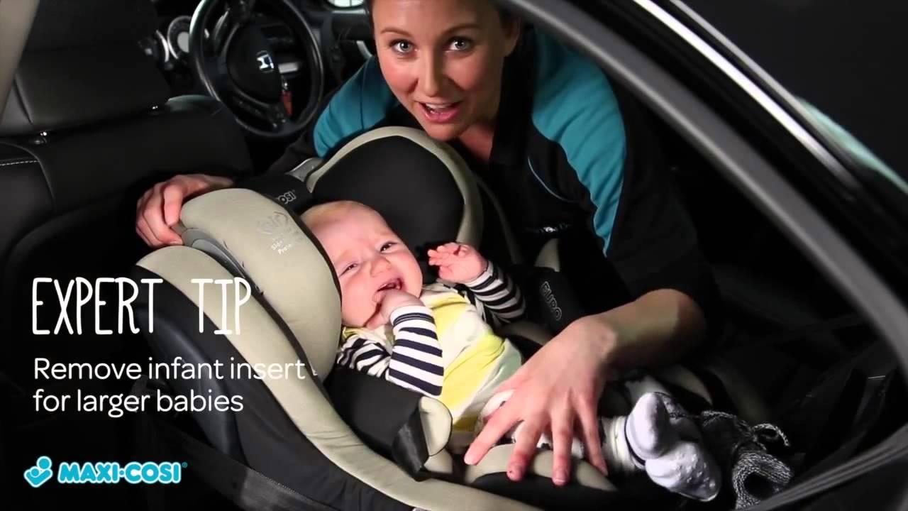 Maxi Cosi Euro Nxt Car Seat Expert Tips Baby Mode Australia Youtube