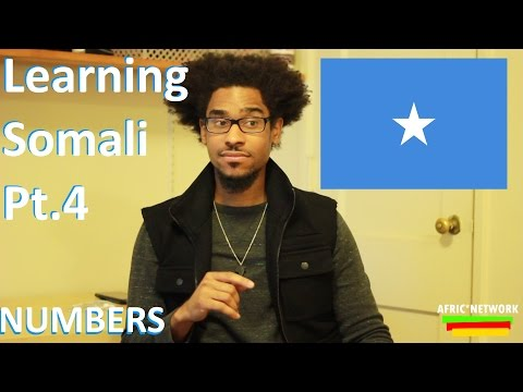 Learning Somali Pt.4 - Numbers
