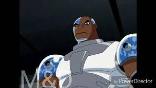 Teen Titans ITA-Bb e Cyborg entrano nella mente di corvina (clip ITA)
