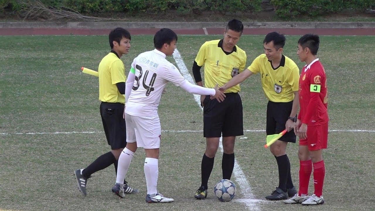 屯門vs九龍城(2019.12.8.香港乙組足球聯賽)精華