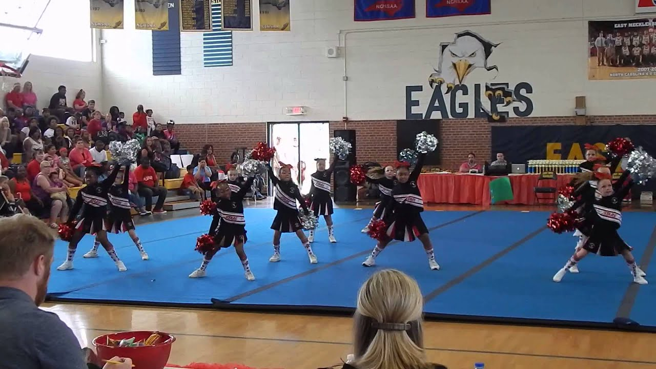 YCOA Gastonia Jaguars Level 2 Gold Medal Regional Competition 5-17 ...